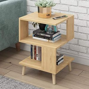 Tables and Trolleys - Small Coffee Side Table - Beige
