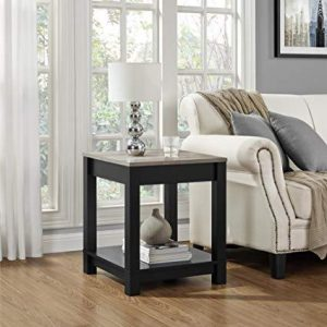 Tables and Trolleys - Side Table - Black
