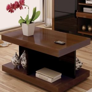 Stylish Coffee Table - Brown
