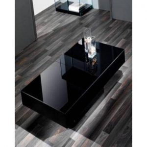 Stylish Coffee/Center Table - Black