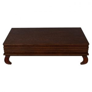 Stylish Center Table - Brown