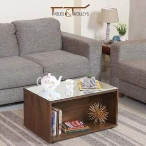 Tables and Trolleys - Coffee Tables - Brown